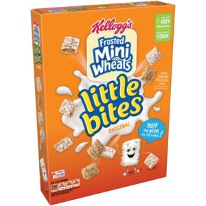 Walmart: Kellogg's Frosted Mini Wheats Only $0.83!
