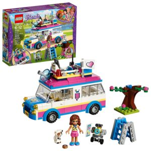 LEGO Friends Olivia's Mission Vehicle Building Kit Only $13.48! Lowest Price!