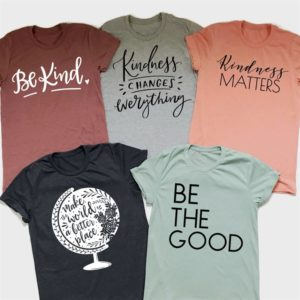 Make a Difference Tees Only $13.99!