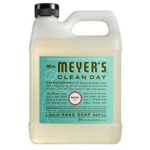 Mrs. Meyer's Liquid Hand Soap Refill 33-Ounce as low as $4.03 Shipped!