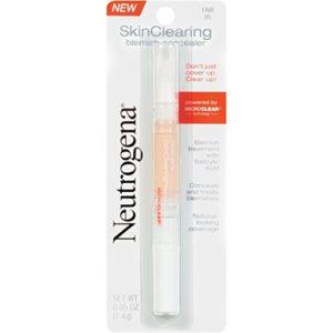 Target: Neutrogena SkinClearing Blemish Concealer Only $2.11!
