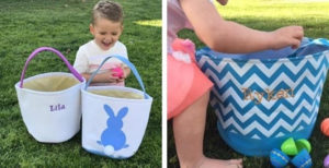 Personalized Easter Buckets Only $13.99! (was $28)