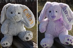 Personalized Easter Bunnies Only $14.99! (was $29.99)