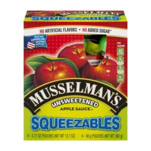 RARE Musselman's Apple Sauce SavingStar Offer + Walmart Deal!