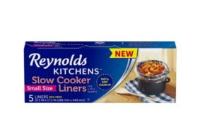 Target: Reynolds Slow Cooker Liners 5ct Only $1.11!