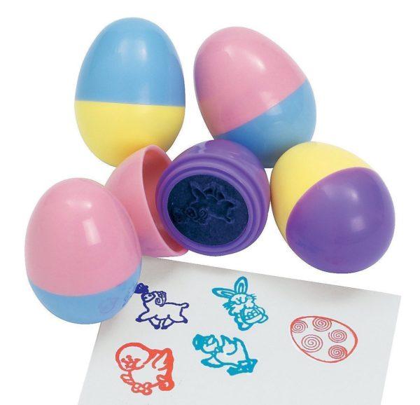 Easter egg stampers