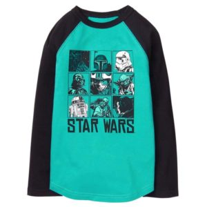 Gymboree Star Wars Apparel as low as $4.79 + FREE Shipping!