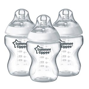 Tommee Tippee Closer to Nature Bottles 9oz 3-Pack Only $8.79! (reg. $19.99)
