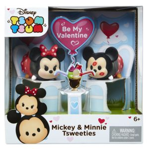 Tsum Tsum Mickey and Minnie Tsweeties Set Only $4.11! (was $11.99)