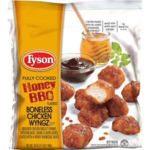 Sam's Club: Tyson Frozen Chicken as low as $5.48!