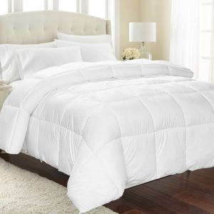 White Alternative Goose Down Comforter – $21.88 – Today Only!