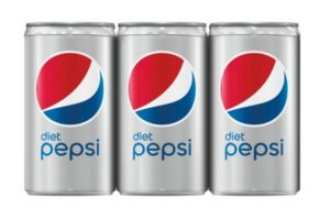 Target: Pepsi Mini Cans 6ct Only $1.29!