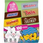 MARS Easter Candy Variety Mix 100-Piece Bag Only $8.98!