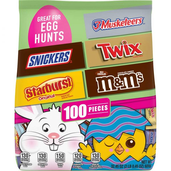 MARS Easter Candy Variety Mix
