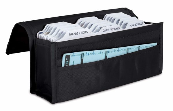 Expandable Coupon Organizer