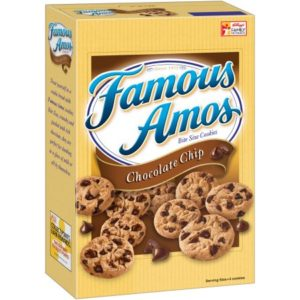 Kroger: Famous Amos Cookies Only $1.19!