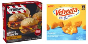 Walmart: TGI Friday's and Velveeta Frozen Snacks as low as $2.85! No coupons needed!