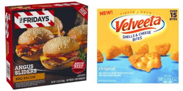 Walmart: TGI Friday's and Velveeta Frozen Snacks as low as