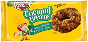 Keebler Fudge Shoppe Coconut Dreams Cookies Only $2!