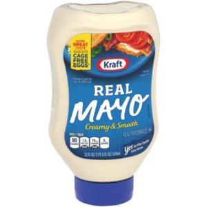 Target: Kraft Real Mayo Only $1.65!