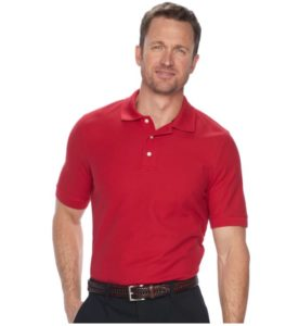 Kohl's: Men's Polo Shirts as low as $6.66 Shipped! (reg. $20)