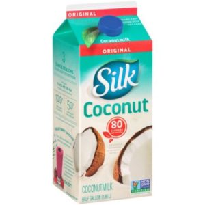 Walmart: Silk Coconutmilk Half Gallon Only $1.22!