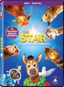 The Star on DVD + Digital Copy Only $10!