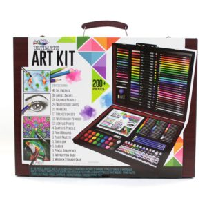 ArtSkills Ultimate Art Case, 200 Pieces Only $14.71!