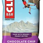 Clif Bar Deals! Chocolate Chip Peanut Crunch 12-Pack Only $9.28!
