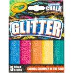Crayola Glitter Sidewalk Chalk Only $3.67!