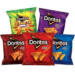 Doritos Flavored Tortilla Chip Variety Pack 40ct as low as $8.40 Shipped!