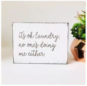 Funny Laundry Signs Only $12.99 + FREE Shipping!