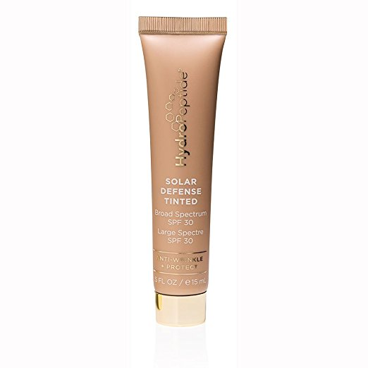 FREE HydroPeptide Solar Defense Tinted Sunscreen