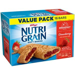 Kellogg's Nutri-Grain Bars 16 count Only $3.49!