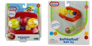 Little Tikes Bathketball Bath Toy Only $2.99! (was $19.80!)