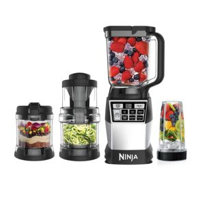 Today Only – Ninja 4-in-1 Kitchen System – $94.99 Shipped! (was $259.99)