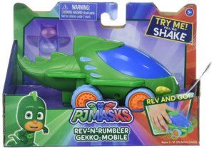 PJ Masks Rev N Rumblers Gekko Mobile Vehicle Only $4.52! Best Price!