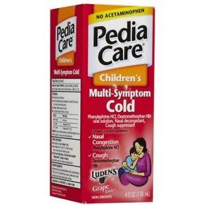 Walgreens: PediaCare Multi-Symptom Cold Only $2.00!