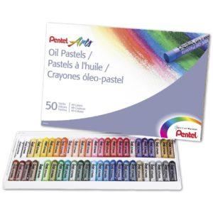 Pentel Arts Oil Pastels, 50 Color Set Only $3.99! (was $10.99)