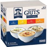 Quaker Instant Grits 48-Count Variety Pack as low as $8.06!