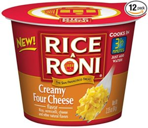 Rice a Roni Cups 12-count as low as $7.20 Shipped! ($0.60/cup)
