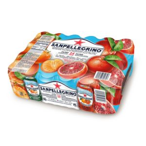 San Pellegrino Sparkling Fruit Beverages Variety Pack 25ct Only $10.88!! ($0.44 each)