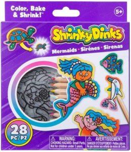 Shrinky Dinks Mini Mermaids Set Only $5.81! Best Price!