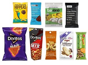 FREE Snack Sample Box after Credit!