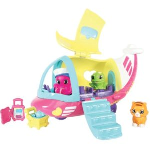 Squinkies Do Drops Squinkieville Airplane Set Only $3.97!