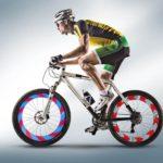 Bike Wheel Lights Only $7.95!