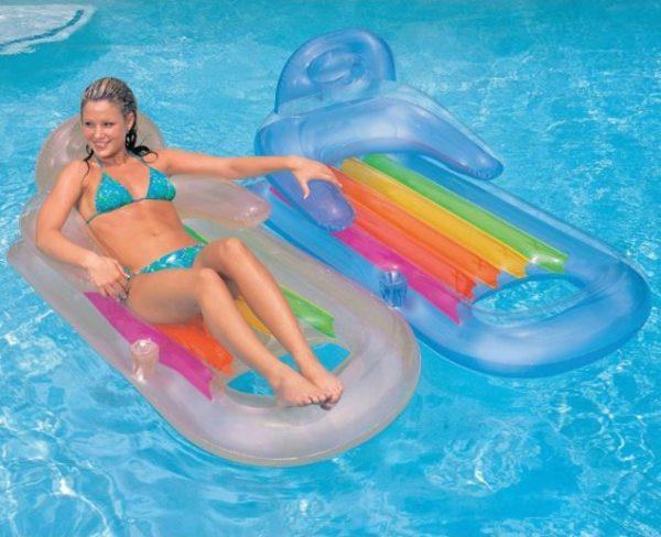 Intex King Kool Inflatable Lounge