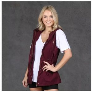 Spring Military Vest Only $17.99! Was $34.99!