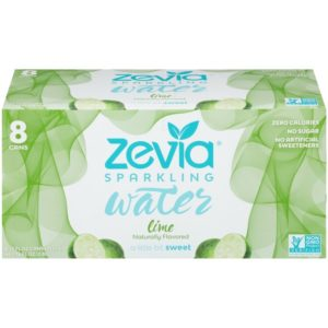FREE Zevia Sparkling Water 8 pack at Kroger!