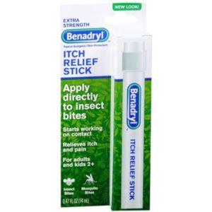 Walgreens: Benadryl Itch Relief Sticks Only $0.12!